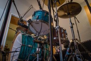 Studio Drums Pete